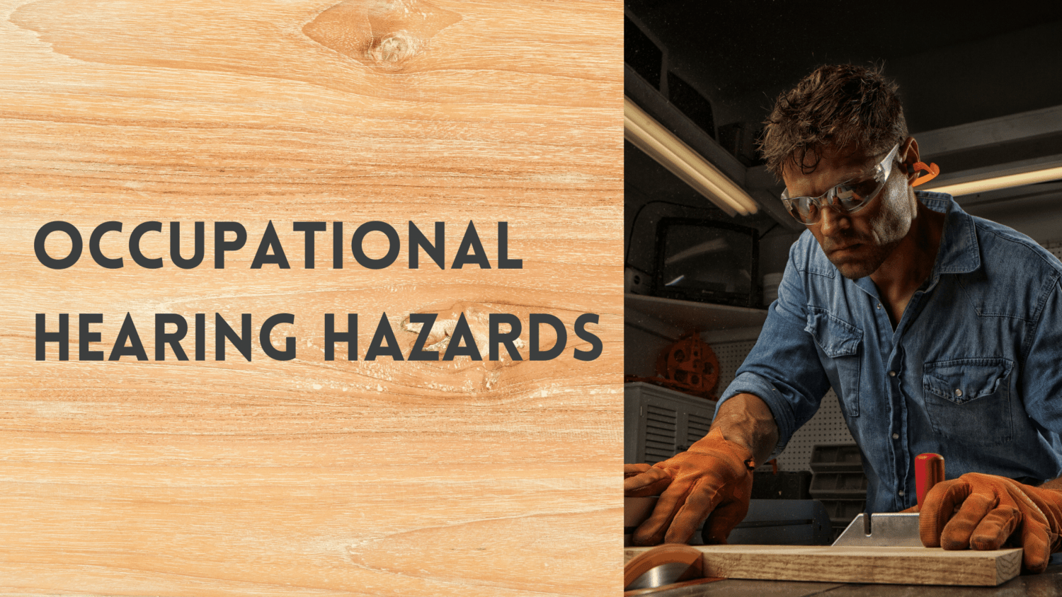 Occupational Hearing Hazards